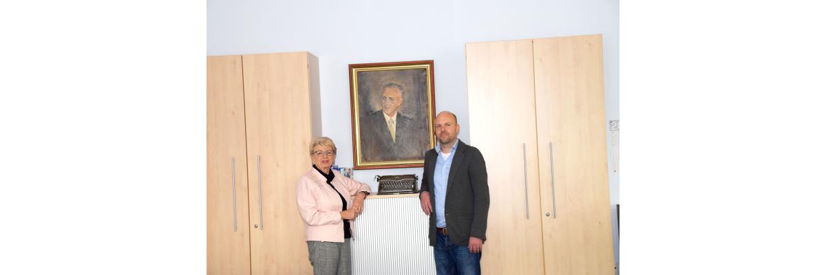 Neuer Inhaber bei Soldner in Rothenburg - Neuer Inhaber bei Soldner in Rothenburg