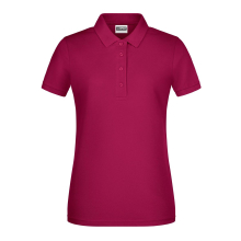JAMES & NICHOLSON  Ladies Basic Polo (#8009)