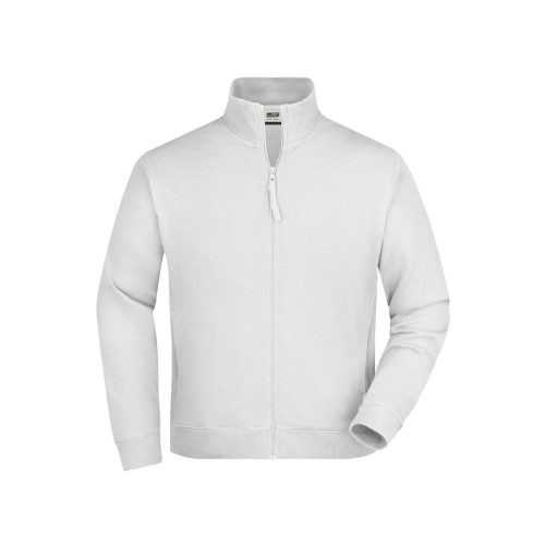 JAMES & NICHOLSON  Sweat Jacket (#JN058)