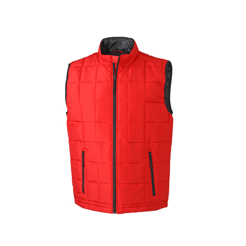 Mens Padded Light Weight Vest