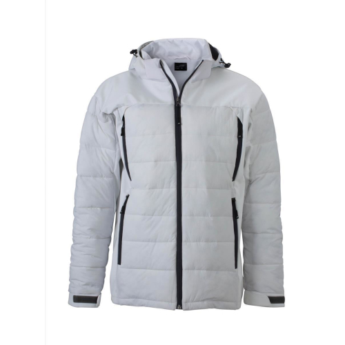 JAMES & NICHOLSON  Mens Outdoor Hybrid Jacket (#JN1050)