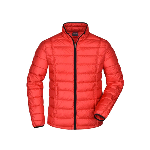 JAMES & NICHOLSON  Mens Quilted Down Jacket (#JN1082)