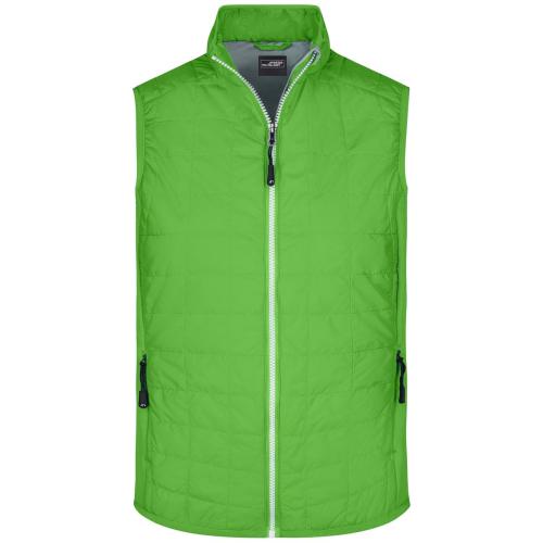 JAMES & NICHOLSON  Mens Hybrid Vest (#JN1114)