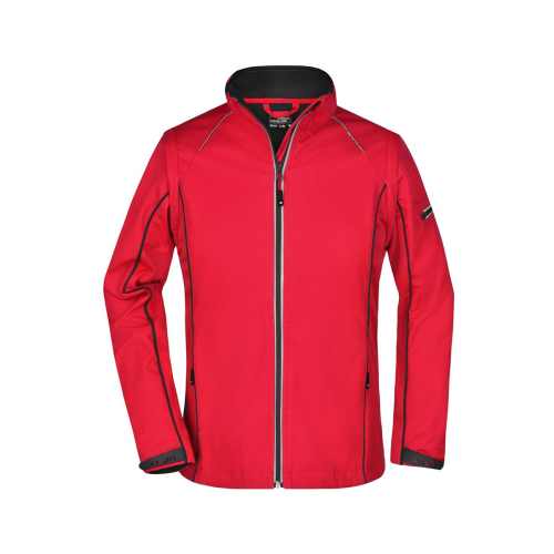 Ladies Zip-Off Softshell Jacket