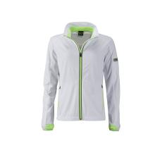 JAMES & NICHOLSON  Ladies Sports Softshell Jacket...