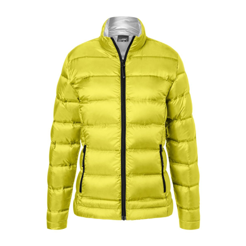 JAMES & NICHOLSON  Ladies Down Jacket (#JN1149)