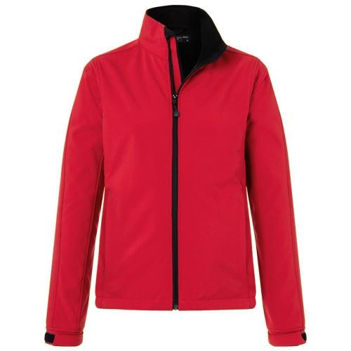 JAMES & NICHOLSON  Ladies Softshell Jacket (#JN137)
