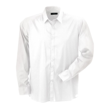 JAMES & NICHOLSON  Mens Shirt Slim Fit Long (#JN193)