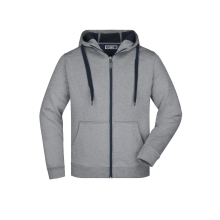JAMES & NICHOLSON  Mens Doubleface Jacket (#JN355)