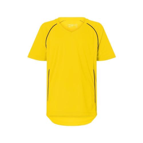 JAMES & NICHOLSON  Team Shirt Junior (#JN386K)