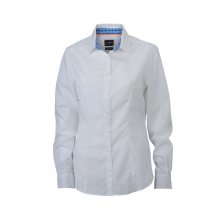 JAMES & NICHOLSON  Ladies Plain Shirt (#JN618)