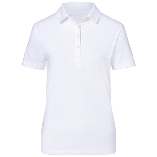 Ladies Slub Polo