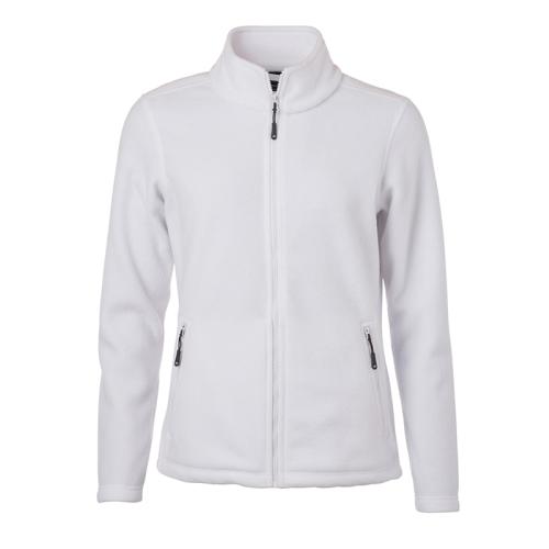 JAMES & NICHOLSON  Ladies Fleece Jacket (#JN781)