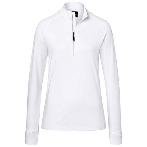 JAMES & NICHOLSON  Ladies Sports  Shirt Half-Zip (#JN787)