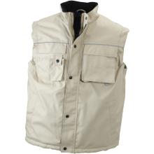 JAMES & NICHOLSON  Workwear Vest (#JN813)