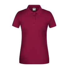 JAMES & NICHOLSON  Ladies BIO Workwear Polo (#JN873)