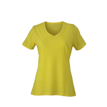 JAMES & NICHOLSON  Ladies Heather T-Shirt (#JN973)