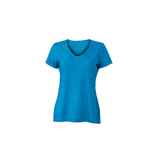 JAMES & NICHOLSON  Ladies Gipsy T-Shirt (#JN975)