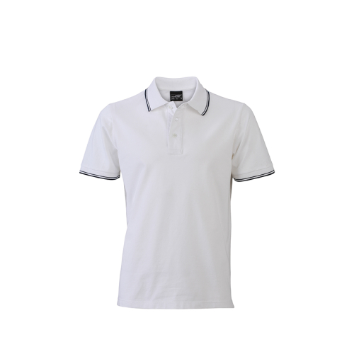 JAMES & NICHOLSON  Mens Polo (#JN986)