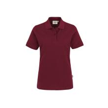 HAKRO Damen Poloshirt Top  Farbe: (017)weinrot |...
